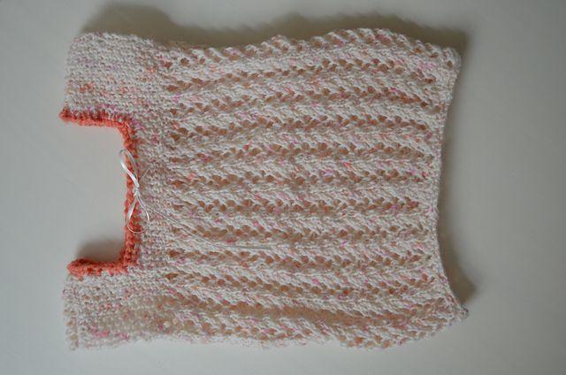 Ravelry Cosy Singlet Vest For Baby Pattern By Australian Womens