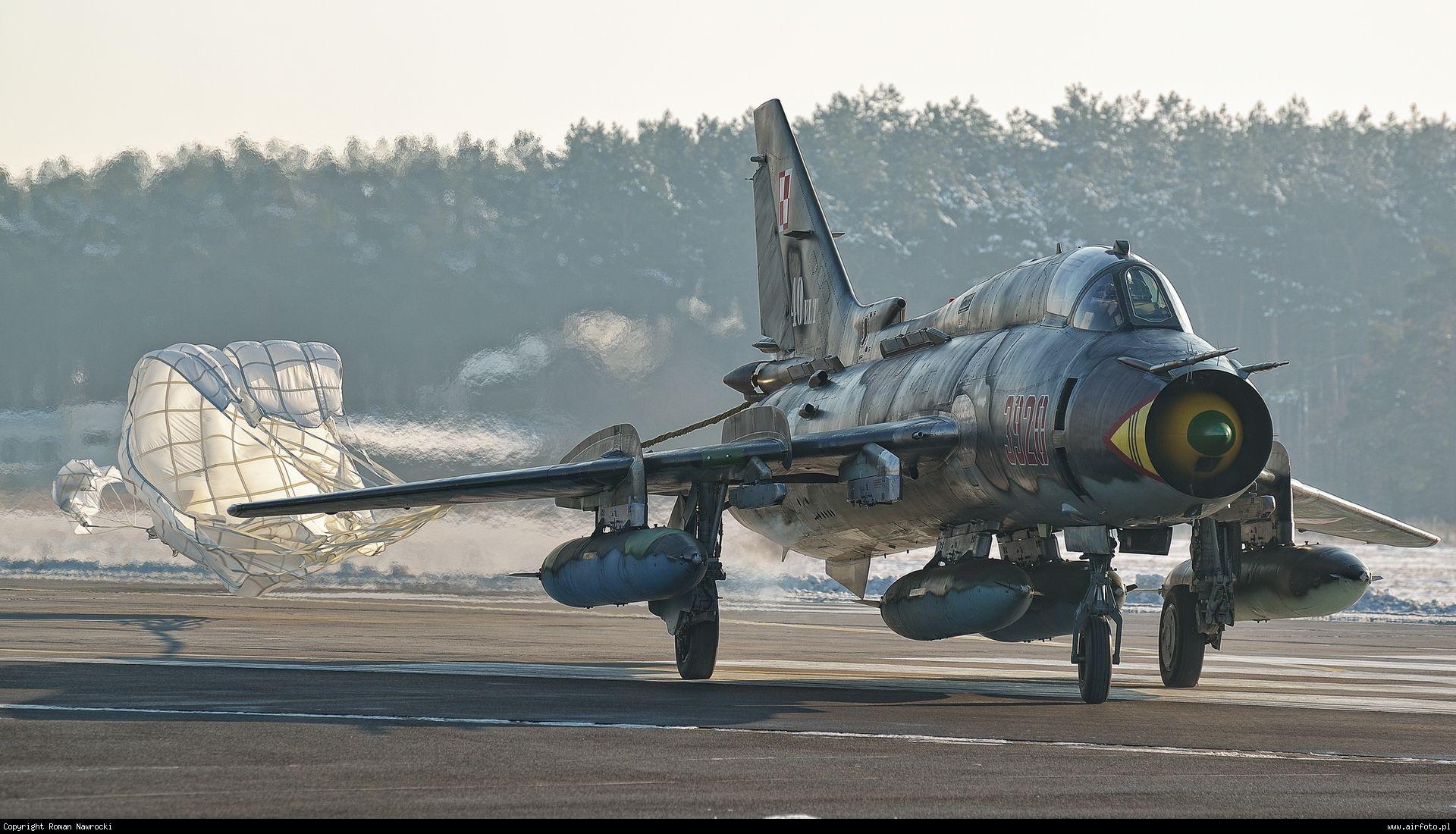 Suchoj Su-22 M4 Polish Air Force
