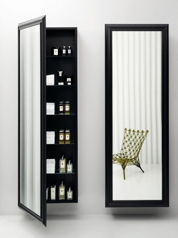 Loveisspeed Bisazza Bagno By Marcel Wanders Bathroom Mirror Storage Dressing Table Design Bathroom Mirror Cabinet