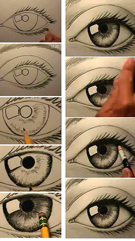 4 Easy Sketch Ideas Beginners Can Draw