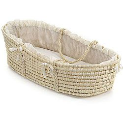 Pretty Moses Basket Creates A Space For Your Baby Anywhere In The House Baby  Basket Is A Safe Place For Your Baby To Sleep At Home Or When Visiting  Friends ... Ideas