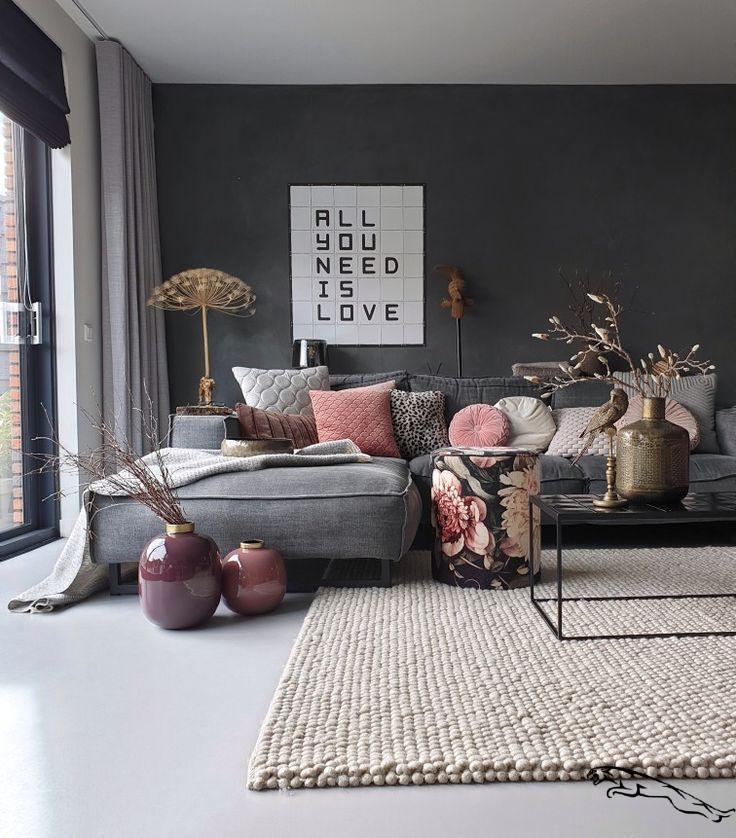 Photo of farge i hvert interiør – #interior #ever #kleur # hvor… – #interior #ever #living room
