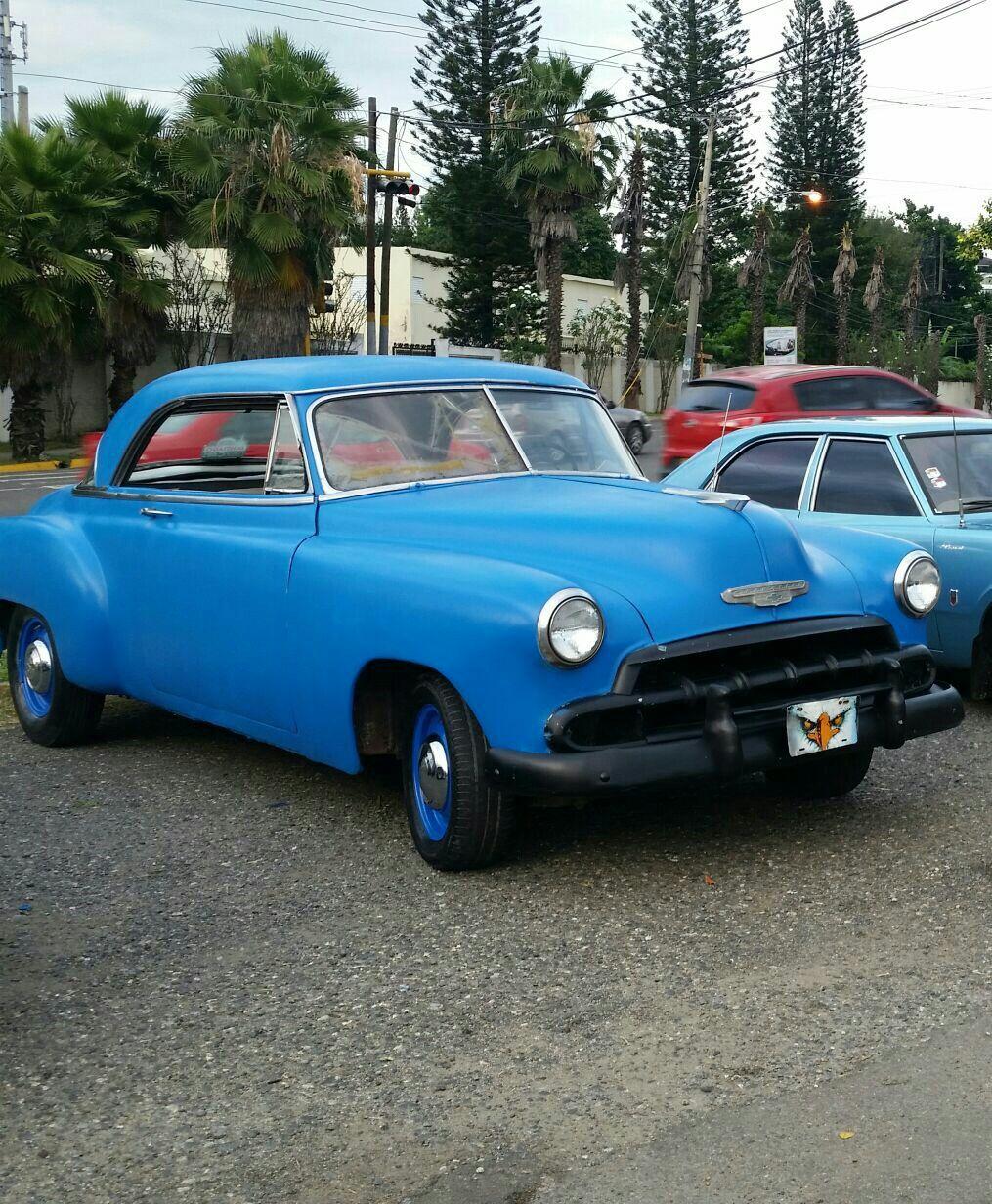 Santiago Classic Cars Chevy Belair 52