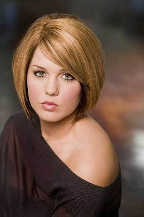Short Bobs For Round Faces 2017 Style You 7 Hair Makeup Beauty