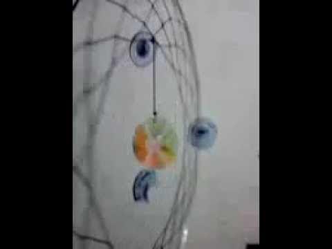 Móbile com prisma - YouTube