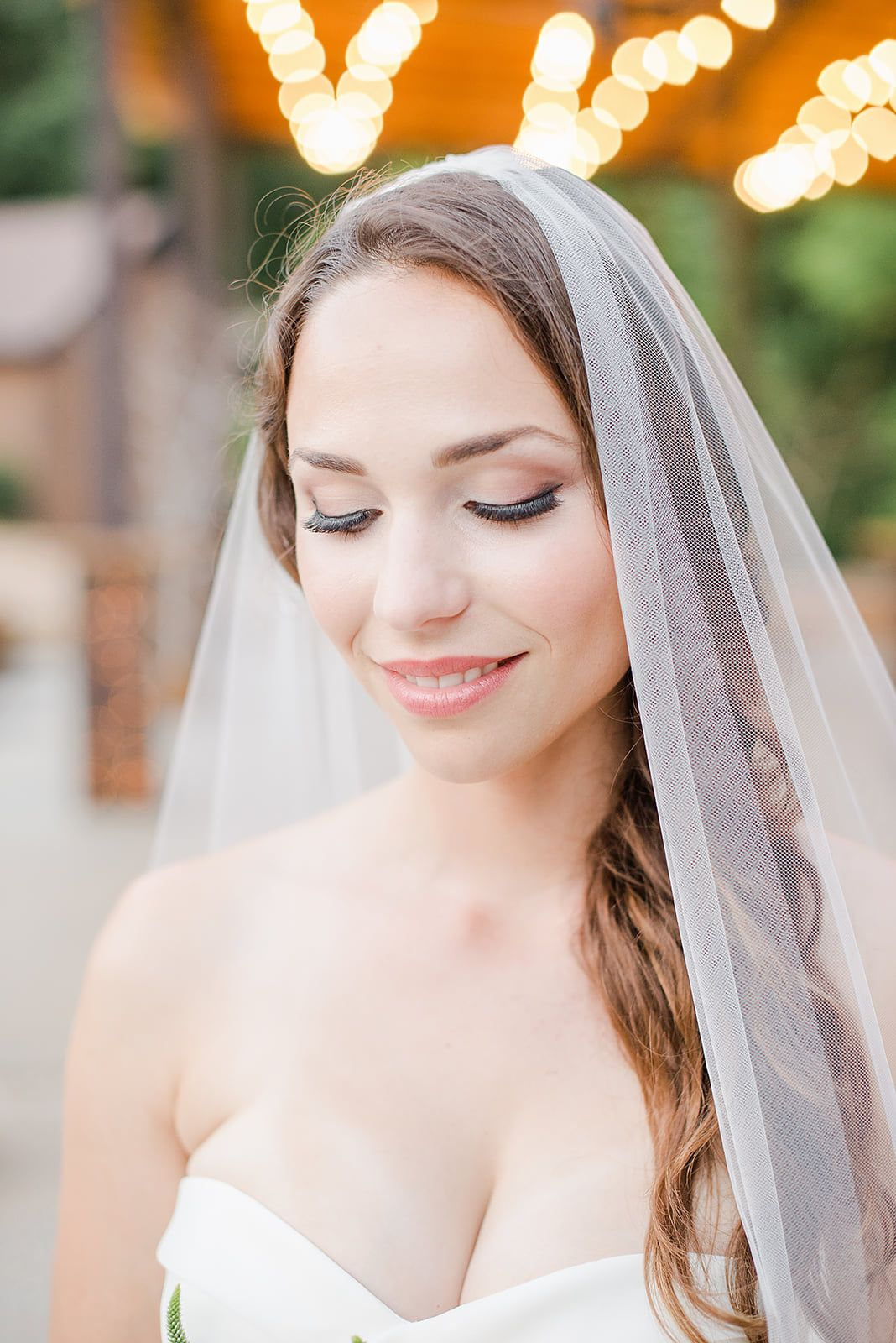 classic wedding hair and make up thanks to wedded kiss in