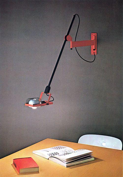 Ernesto Gismondi Sintesi For Artemide Wall Lighting Design Handmade Lighting Cool Lighting