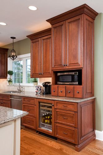 Do I Like This Color Cabinet Better European Traditional Kitchen Remodel F Pa Tra Traditional Kitchen Remodel Kitchen Remodel Kitchen Backsplash Designs