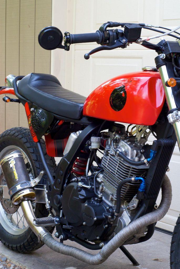 Reader Ride  BADASS DR650 Streetfighter / Motard