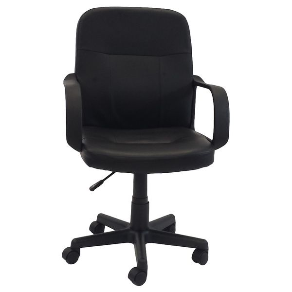Black Adjule Office Chair Ping Great Deals On Chairs
