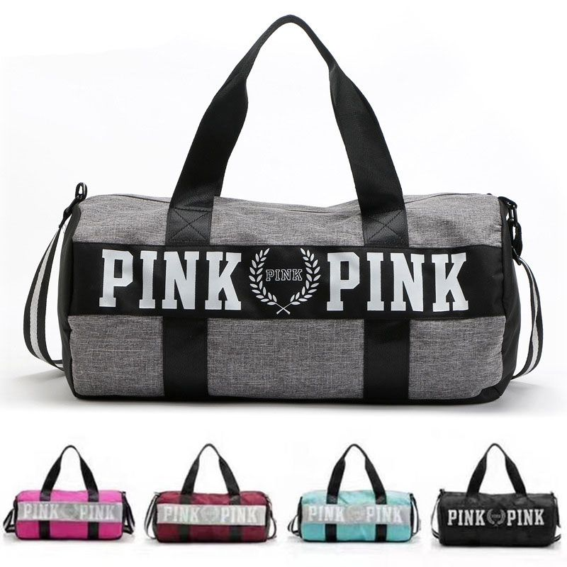 7638035922a Barrel Travel Sports Fitness Bag For Women Men Gym Bag Hot Training Female  Yoga Duffel Bag Male Large Sport Bag Sac De Sport