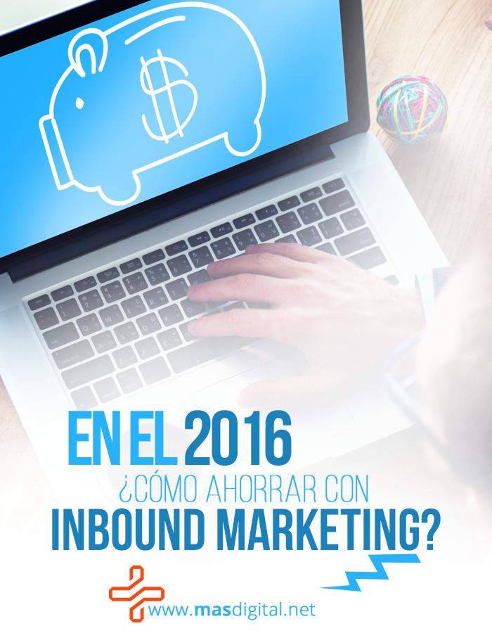 Empieza el 2016 con el pie derecho e inbound #marketing.