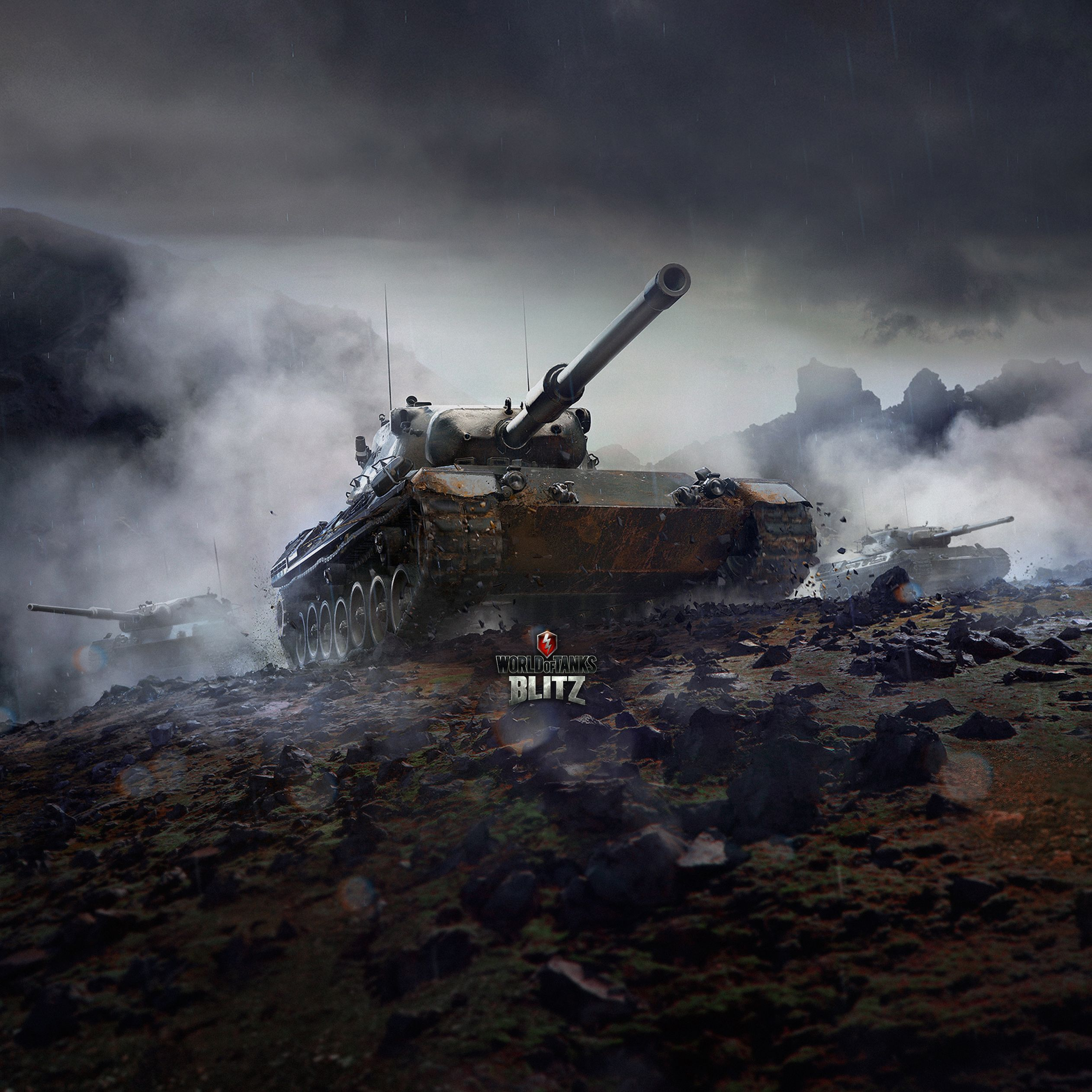 Der Leopard Im Nebel News World Of Tanks Blitz Europe