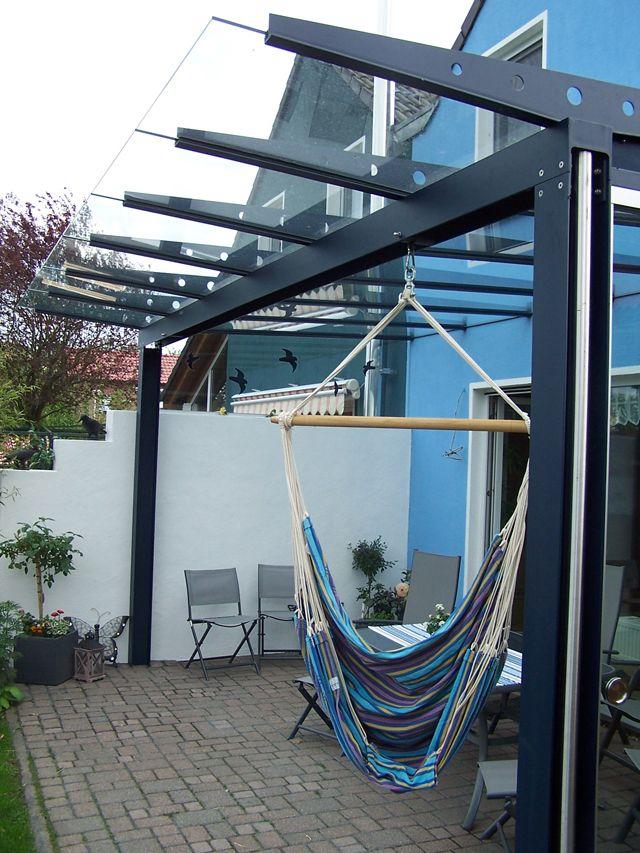 Terrassenüberdachung   Overkapping Terrassenüberdachung - mediterrane terrassenberdachung