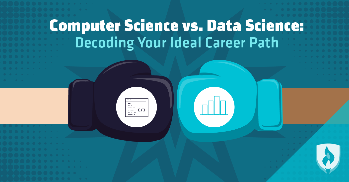 Computer Science vs. Data Science technology tech