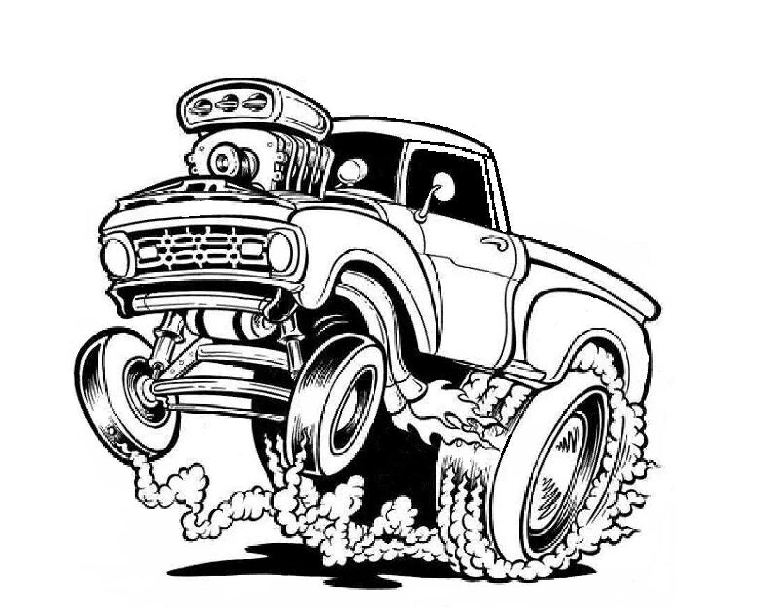 Jeep Hot Rod