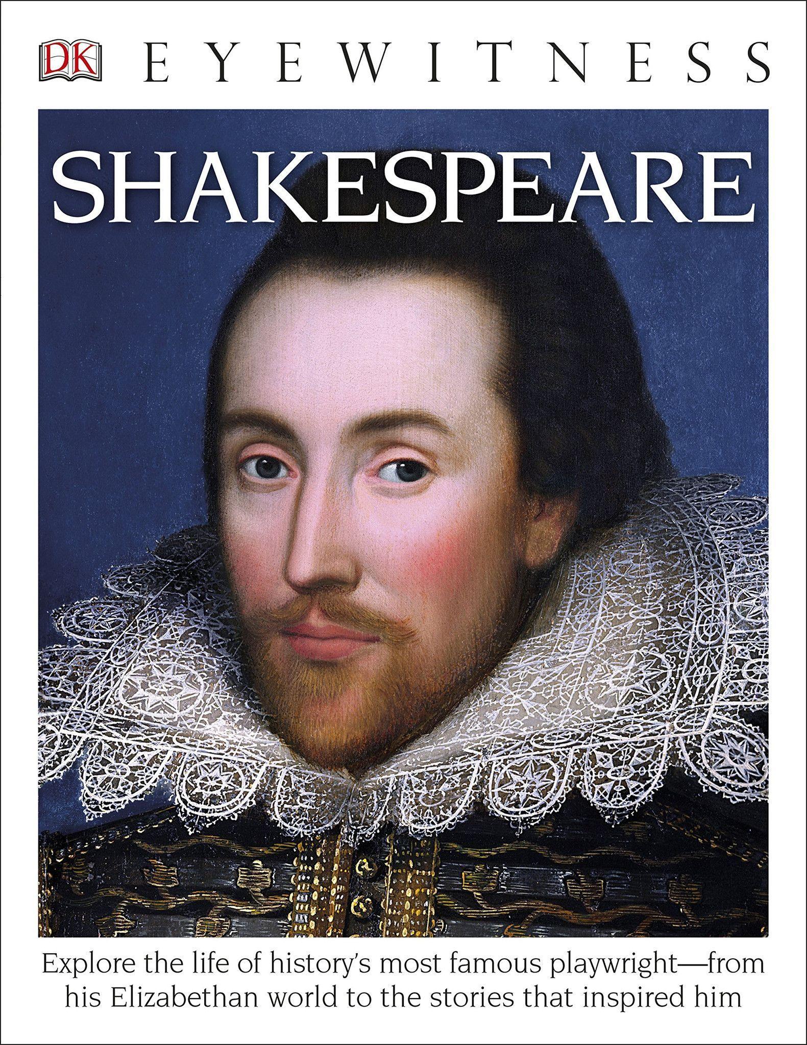 Dk Eyewitness Books Shakespeare