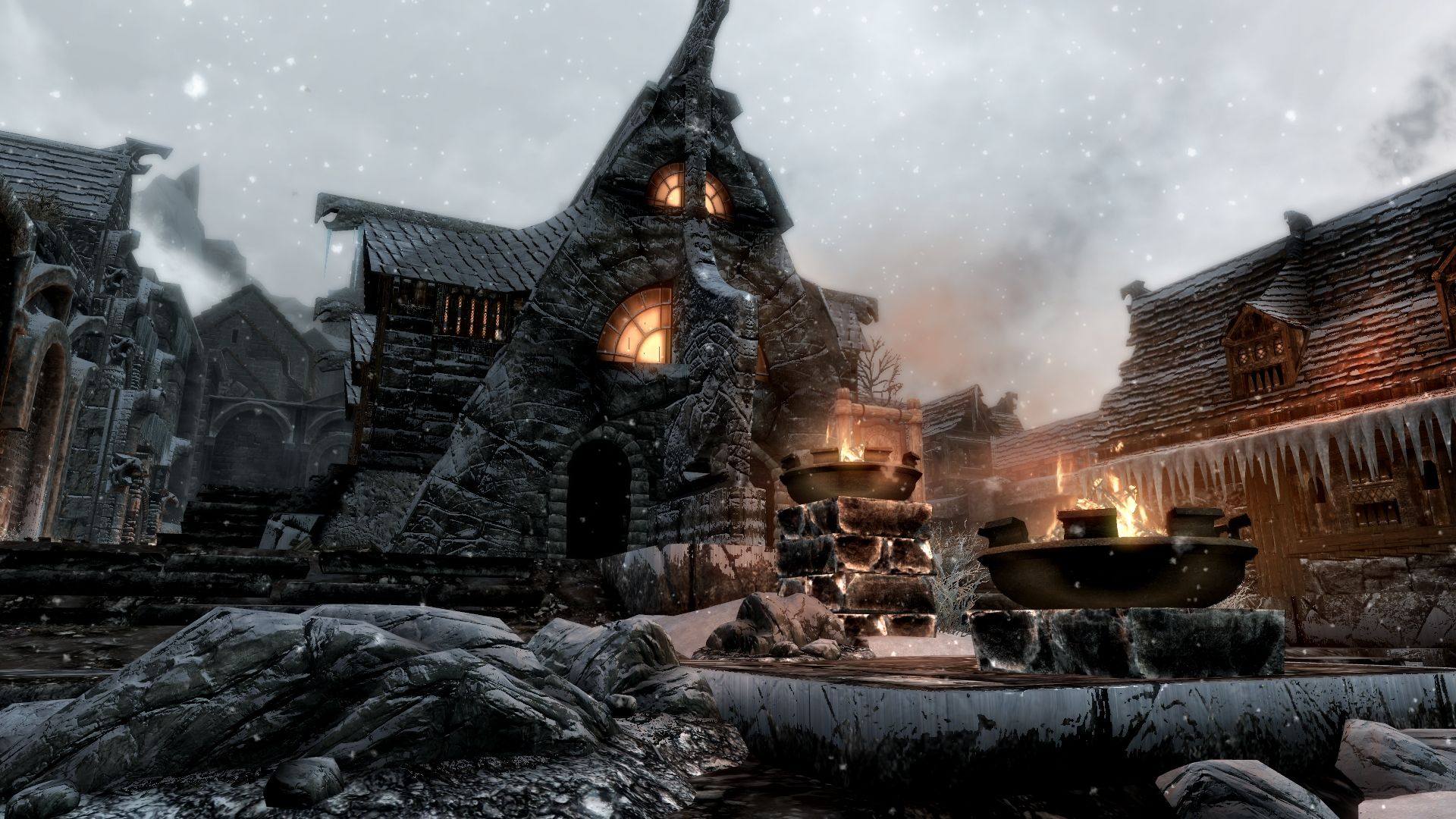 Candlehearth Hall In Windhelm
