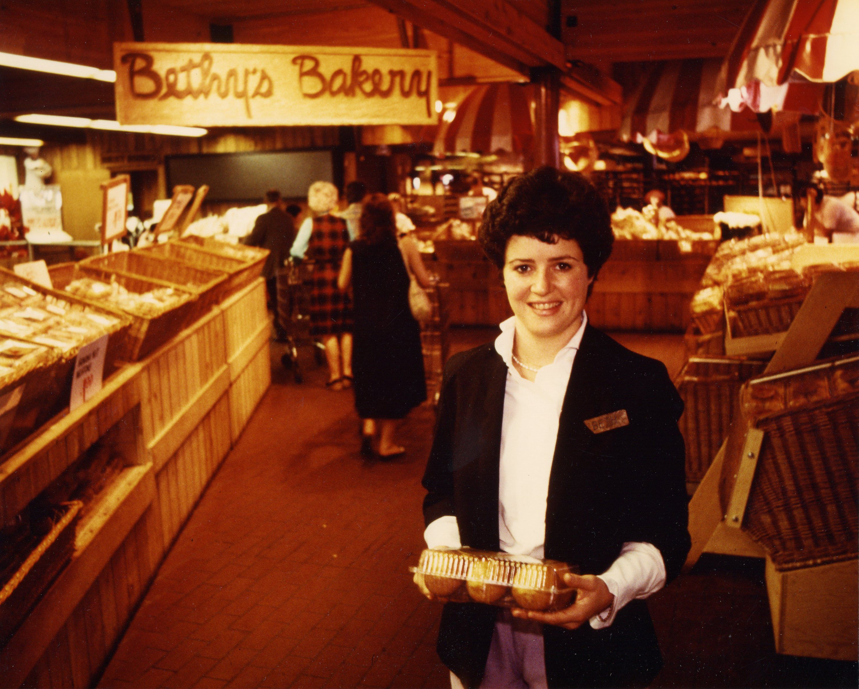 Bethy's Bakery was founded in 1981, when Beth Leonard returned from studying in Paris. It all started with a croissant!