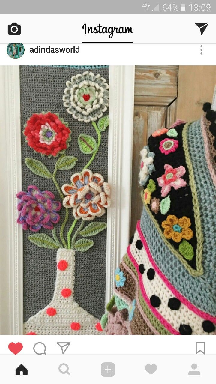Pin von Miryana Colton auf Crochet | Pinterest | Kreativ