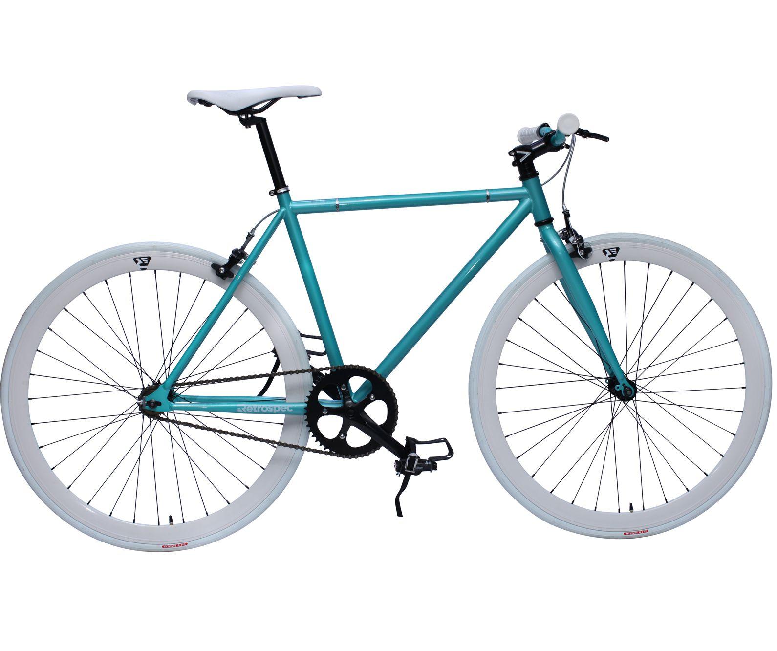cute coloured fixie bike | Things | Pinterest