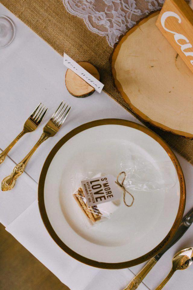 Wedding Napkins | Unique Wedding Bonbonniere Ideas | Personalized Wedding Tokens