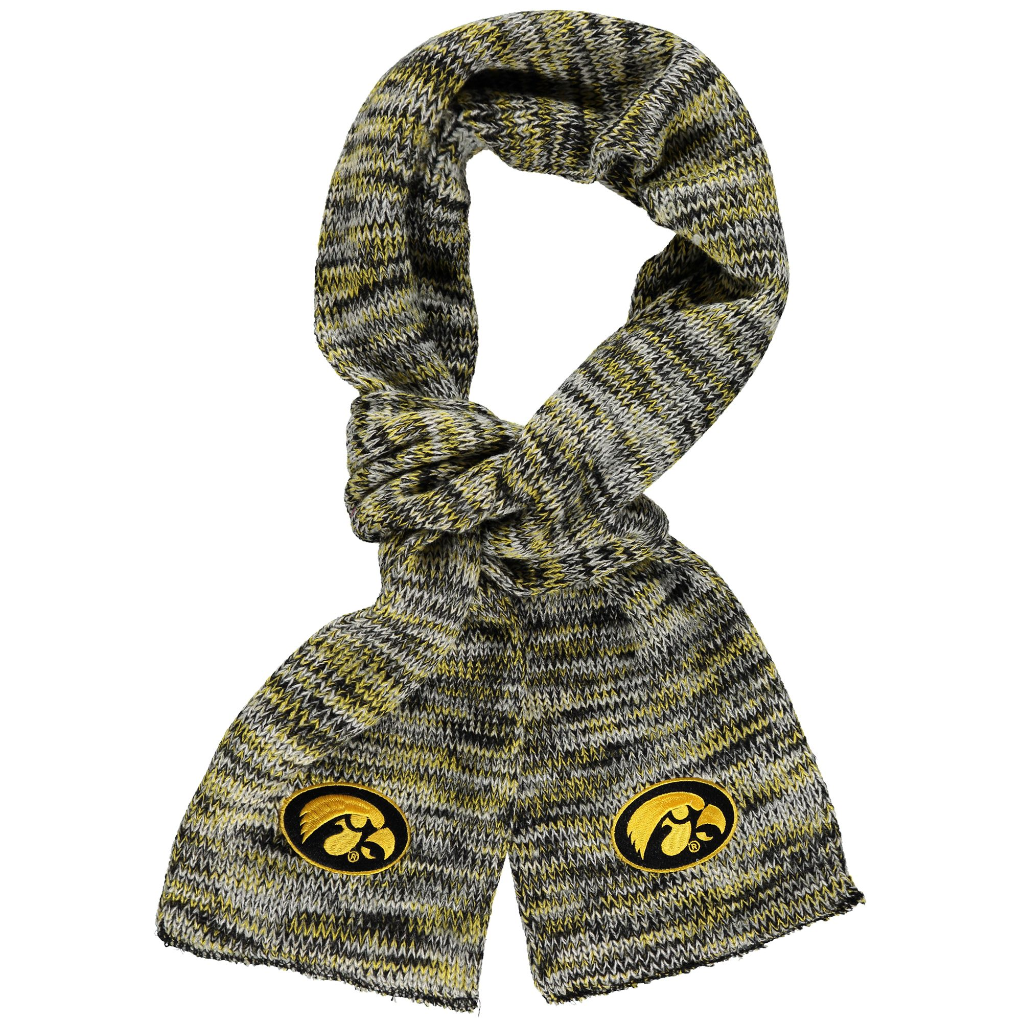 College iowa hawkeyes peak scarf with images iowa