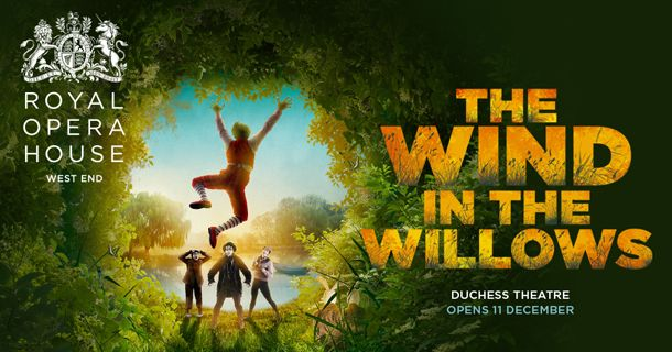 Win one of two family tickets to The Wind In The Willows - Competitions - Junior