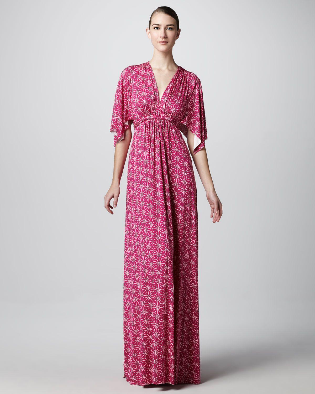 Rachel Pally Long Sleeve Caftan Maxi Dress | LongSleeve Dress ...