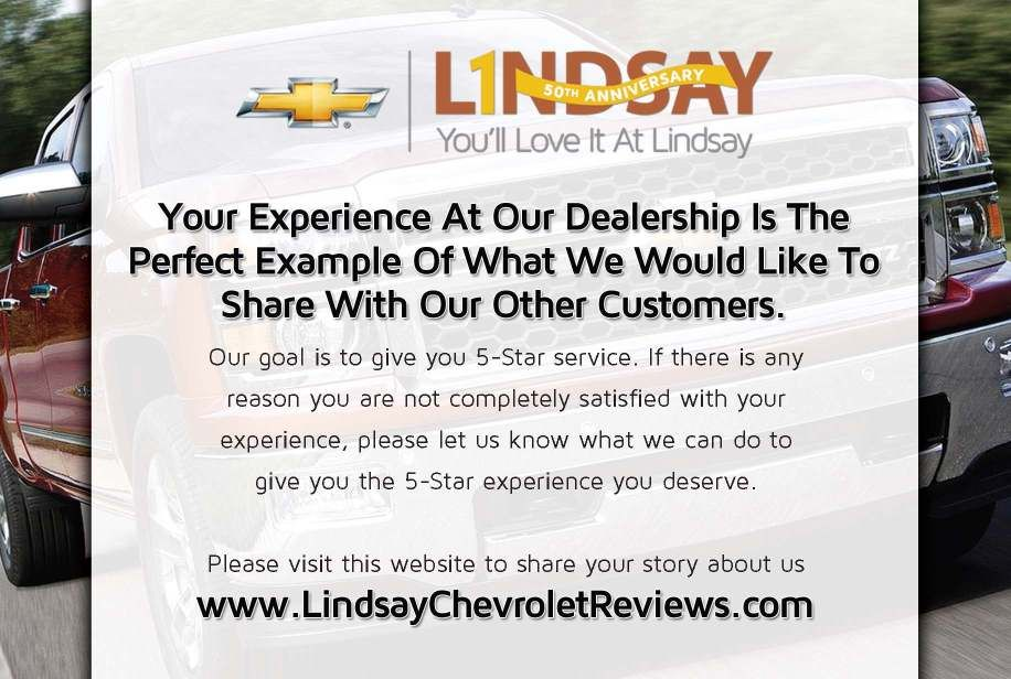 Customers Of Lindsay #Chevrolet In Woodbridge, VA Have Left Feedback And  Comments On Edmunds