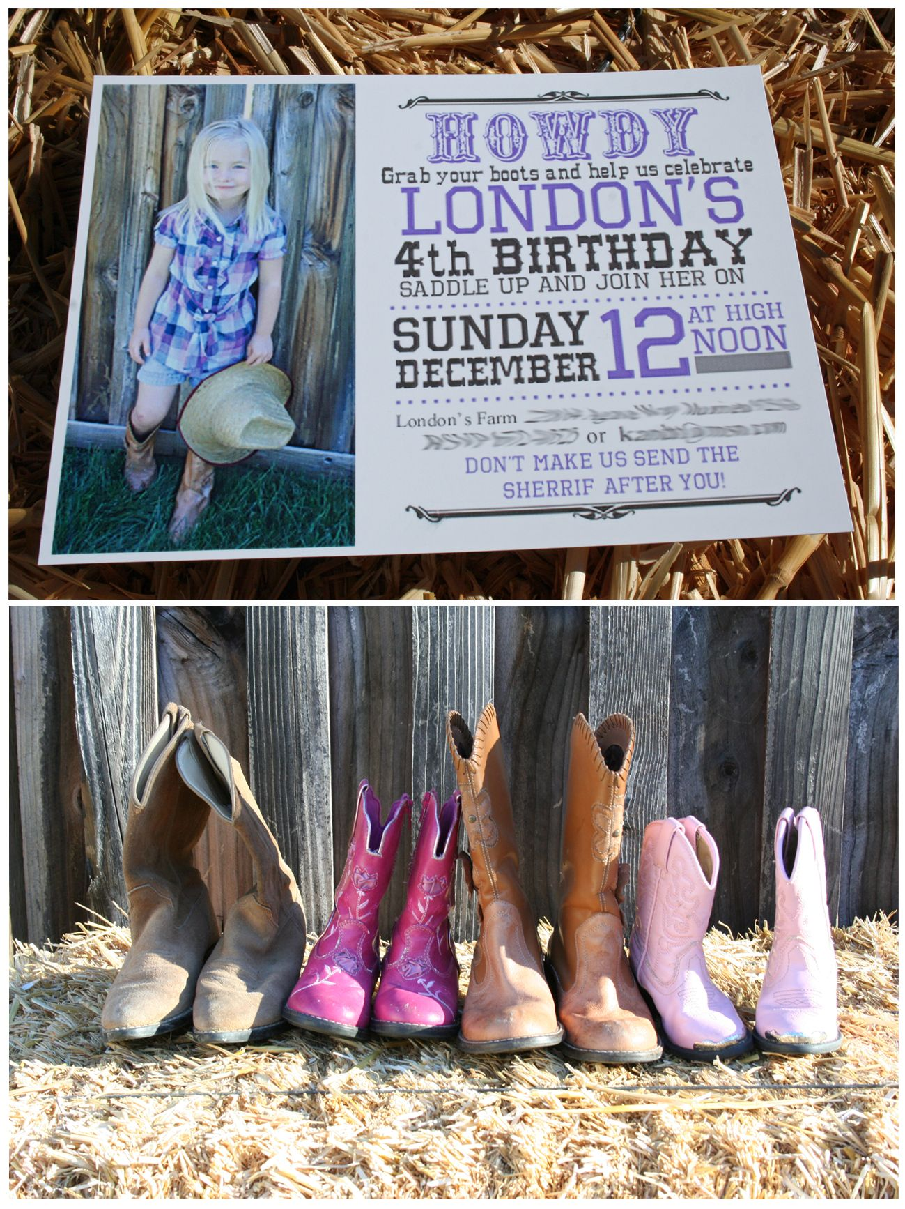 Cowgirl Party, Saddle Up | Pony party, Pony and Cowgirl party