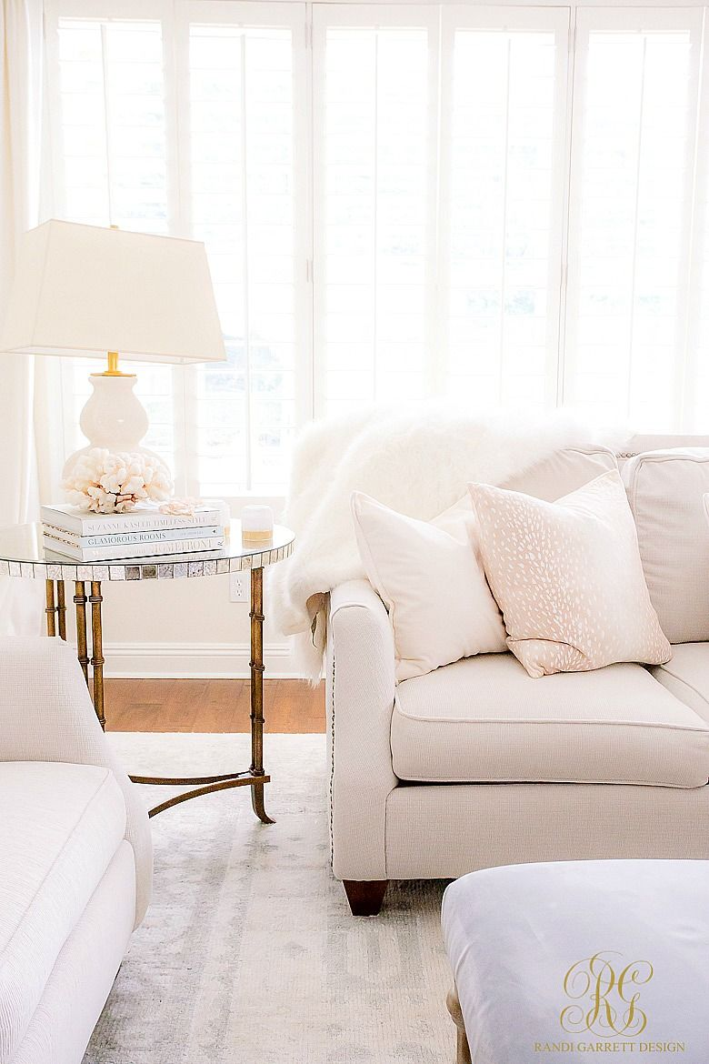 Get The Look Light And Airy Living Room Room Living Room