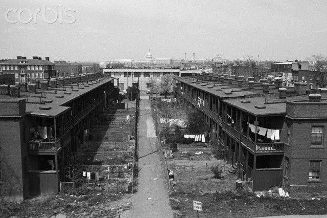 Ahi United States Us Capitol Slums United States