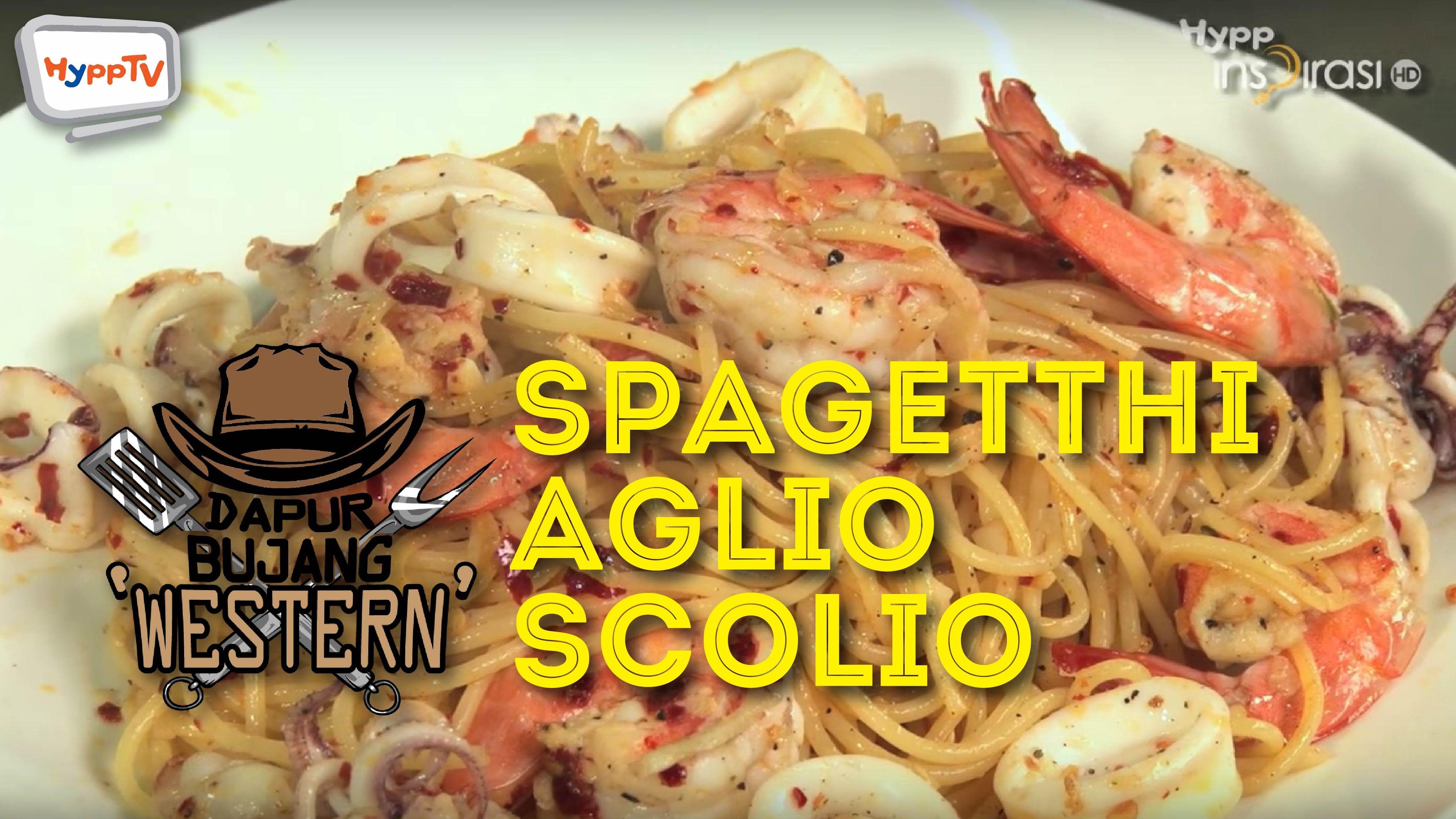 Dapurbujang Western Spaghetti Aglio Scolio You