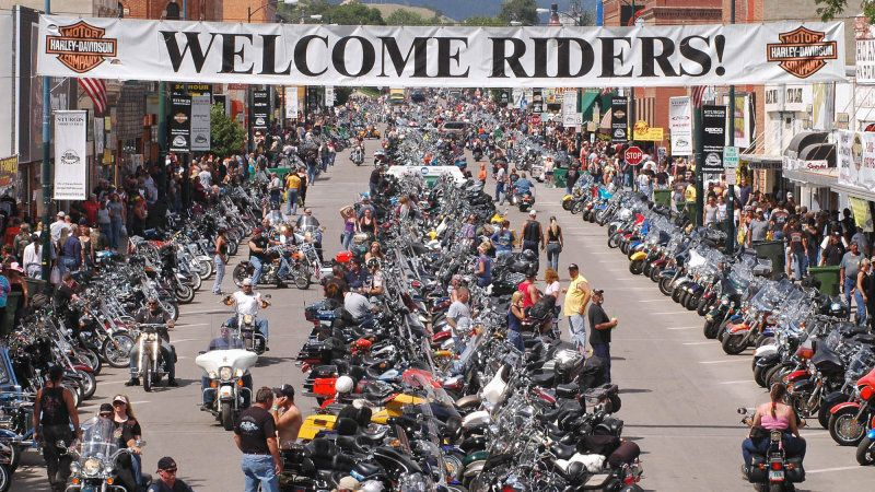 the sturgis motorcycle rally is an american motorcycle rally held
