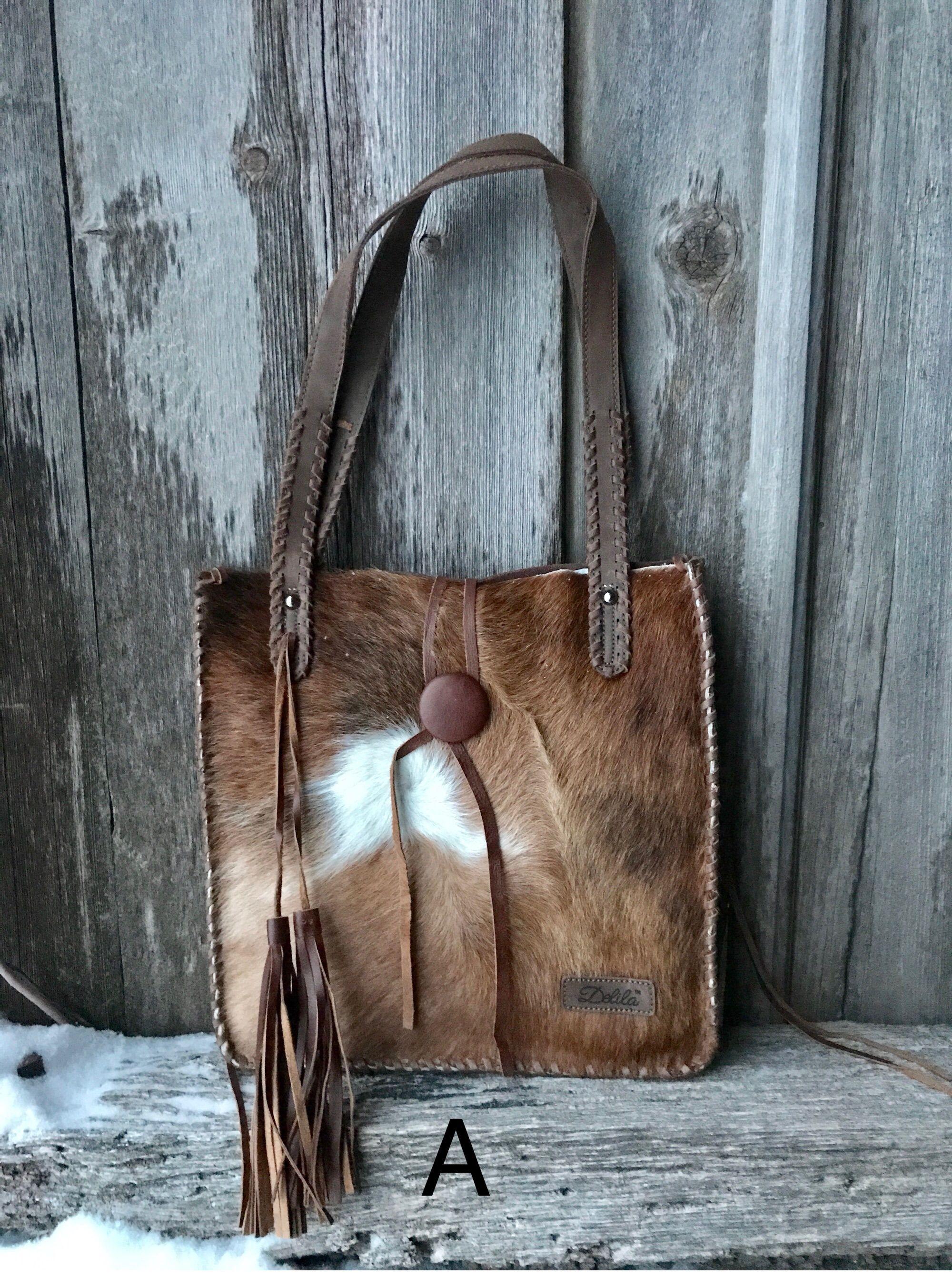 0e68a411d4 Gorgeous cowhide tote bags Cowhide Bag