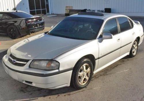 2003 Chevrolet Impala Ls For 500 Or Less Near Lexington Ky Cheap Cars For Sale Cars For Sale Chevrolet Impala