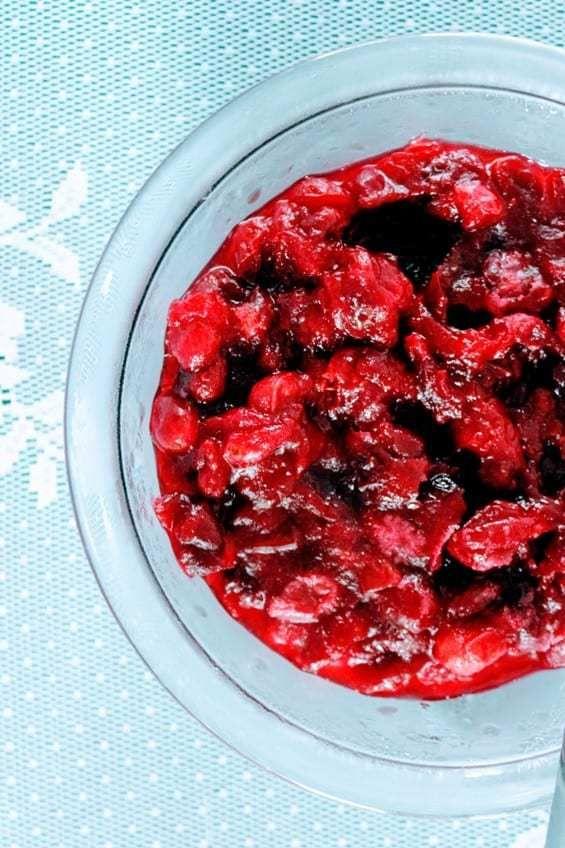 Keto Orange Cranberry Sauce! - Low Carb - Sugar Free #cranberrysauce