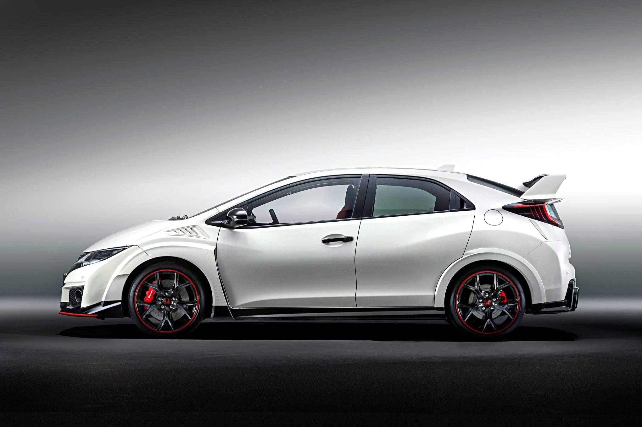 2018 honda civic hatchback render Honda civic type r