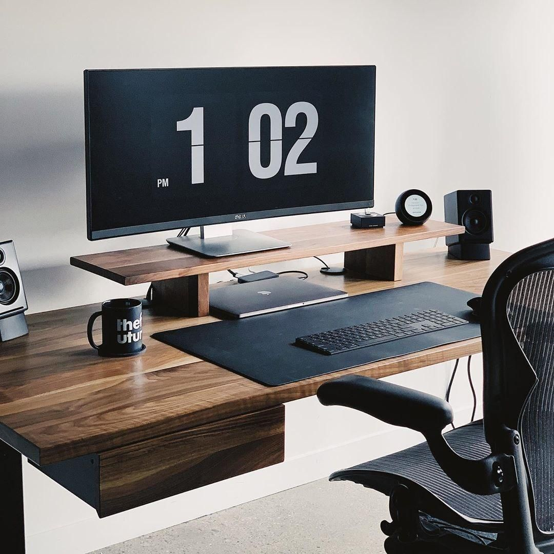 Super Awesome Workspaces & Setups 32 in 2020 Home office