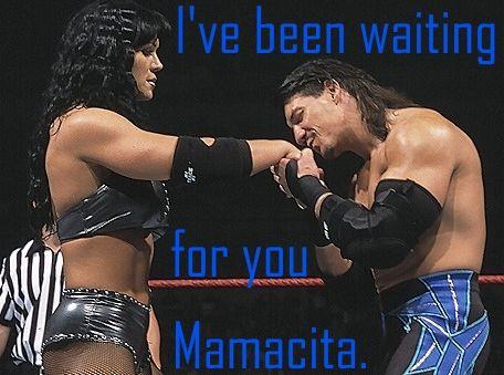 Eddie Chyna Eddie Guerrero Gorgeous Ladies Of Wrestling