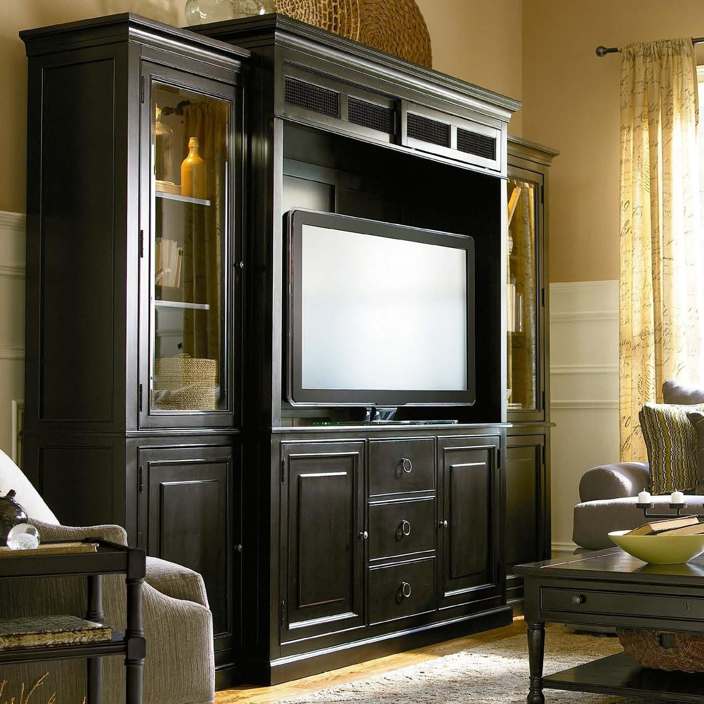 Summer Hill Entertainment Wall Unit By Universal