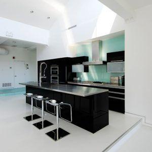 Black Kitchen Table Top  Httptvhss  Pinterest  Black Impressive Contemporary Kitchen Tables Inspiration