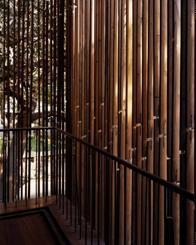 Serene House With Courtyard Pond Studio Mumbai Modern Japanese