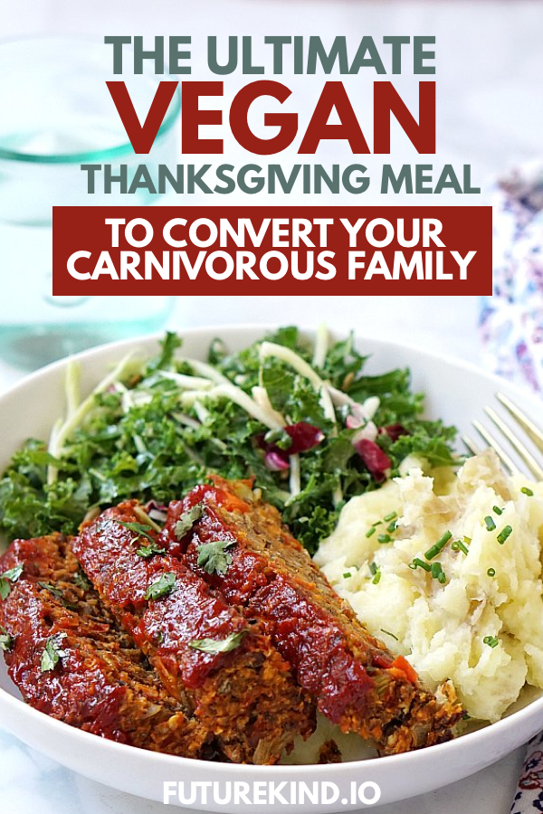 The Ultimate Vegan Thanksgiving Meal to Convert Your Carnivorous Family This Year images