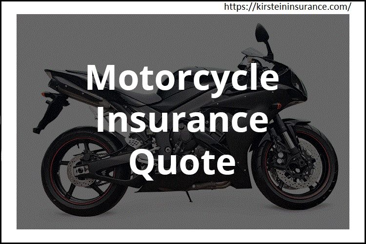Motorcycle Insurance Quote If You Are A Florida Motorcycle Rider And Owner You Need To Have