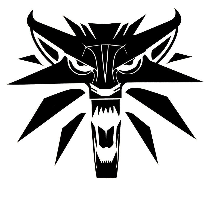 Just Added This New The Witcher Lynx Check It Out Http Catrescue Myshopify Com Products The Witcher Lynx Medallio Witcher Tattoo Witcher Art The Witcher