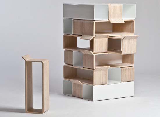Zen1080 Flexible Furniture By Jung Jae Yup Design