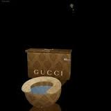 High Quality Gucci Toilet