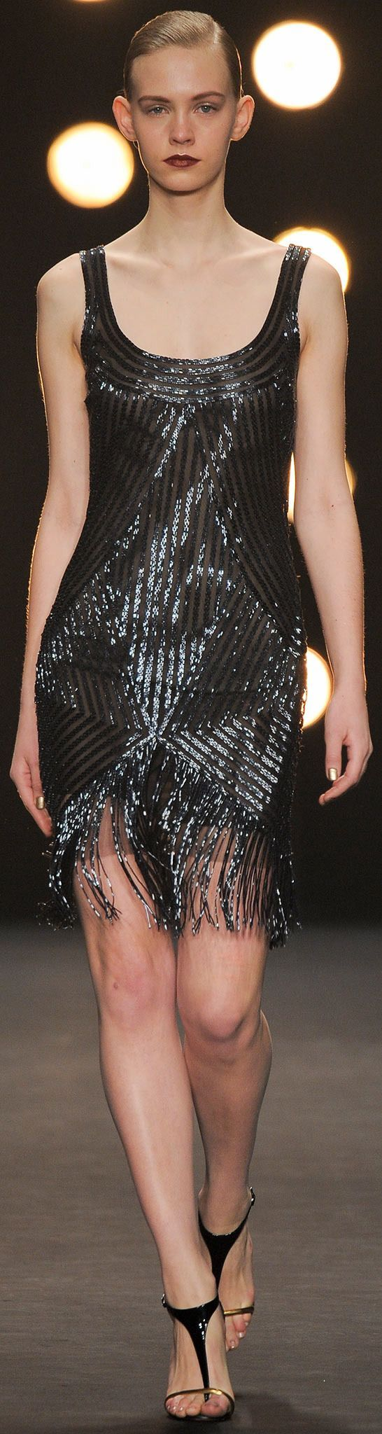 Naeem Khan Fall 2014 Ready-to-Wear